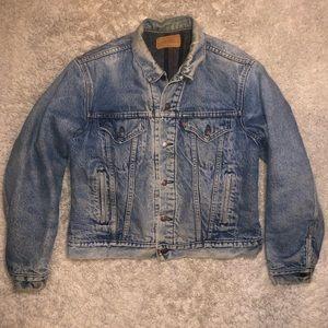 Vintage Levi's Trucker Denim Jean jacket medium
